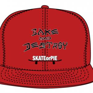 Sk8orPie Baseball Cap