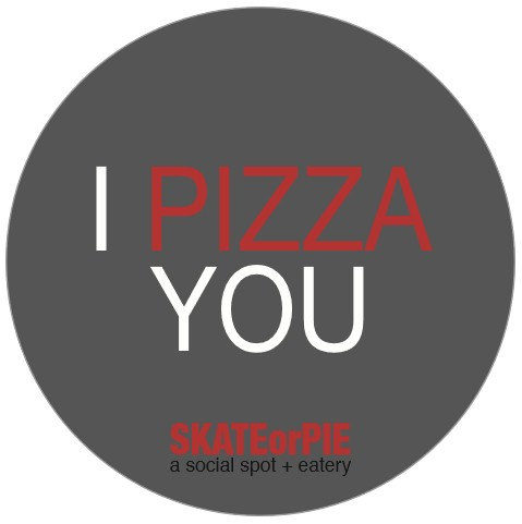 Sticker - I Pizza You